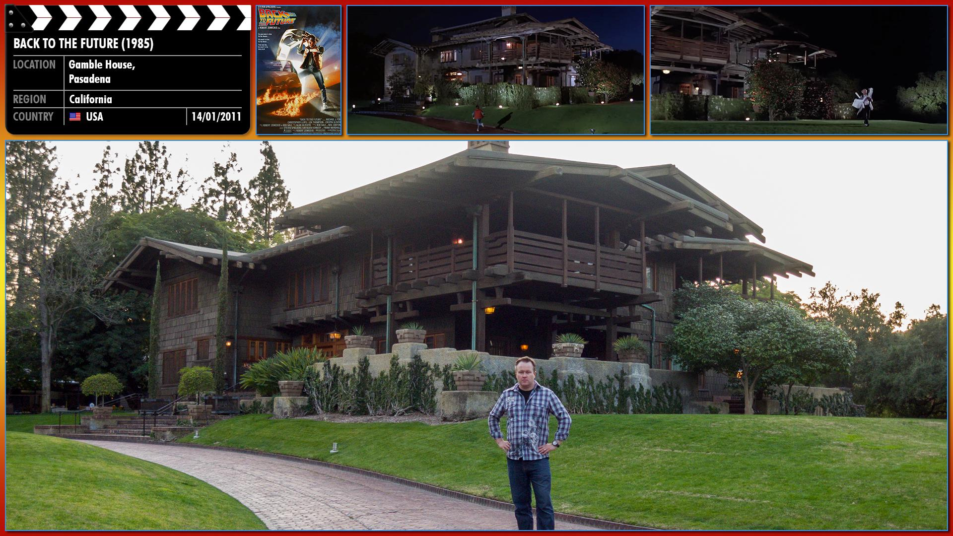 Filming location photo for Back to the Future (1985) 4 of 13