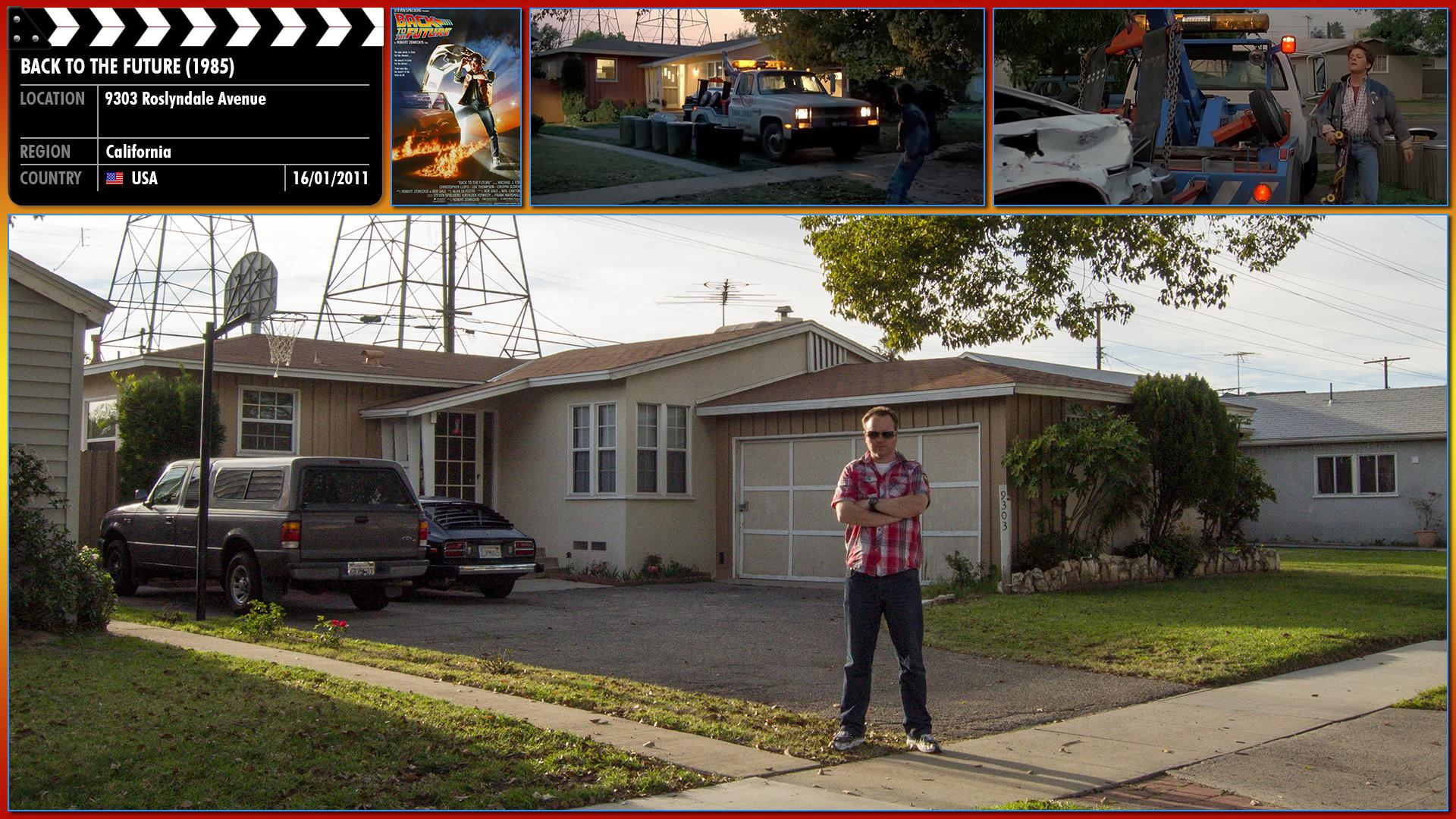 Filming location photo for Back to the Future (1985) 11 of 13