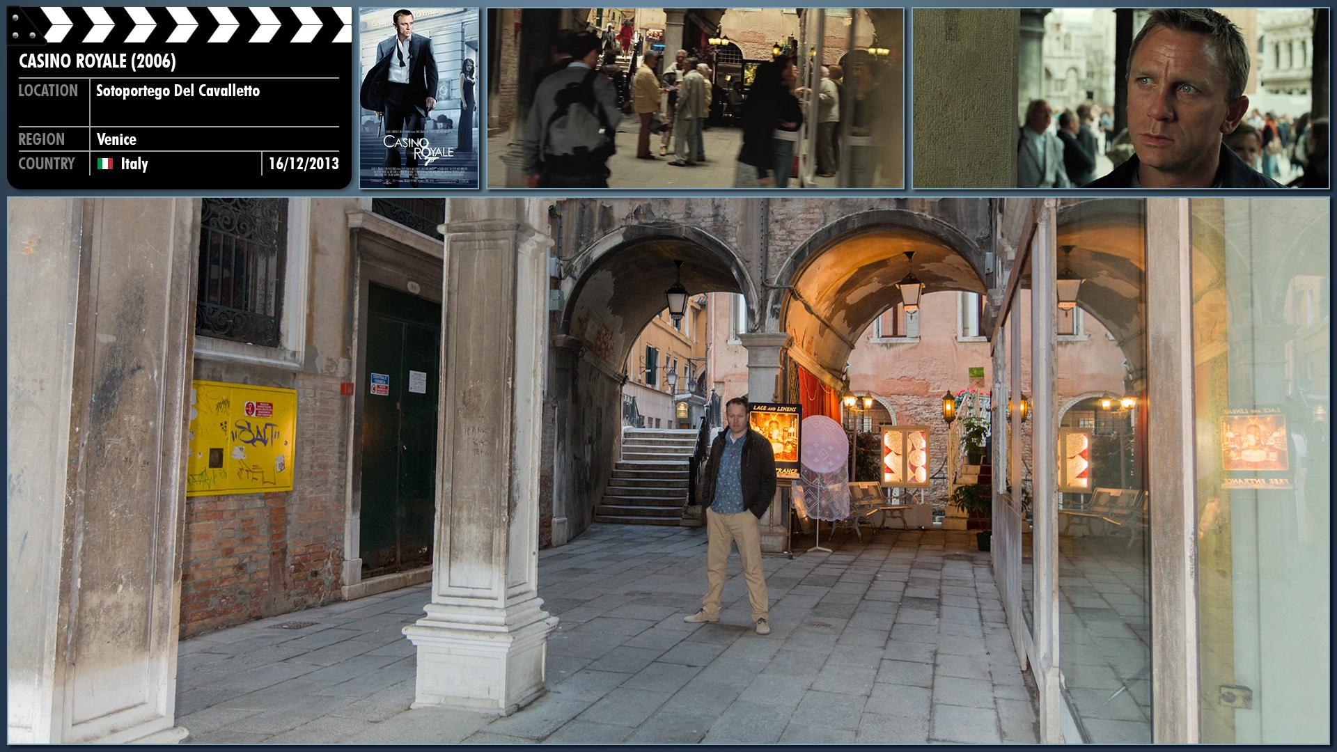 Filming location photo for Casino Royale (2006) 3 of 6
