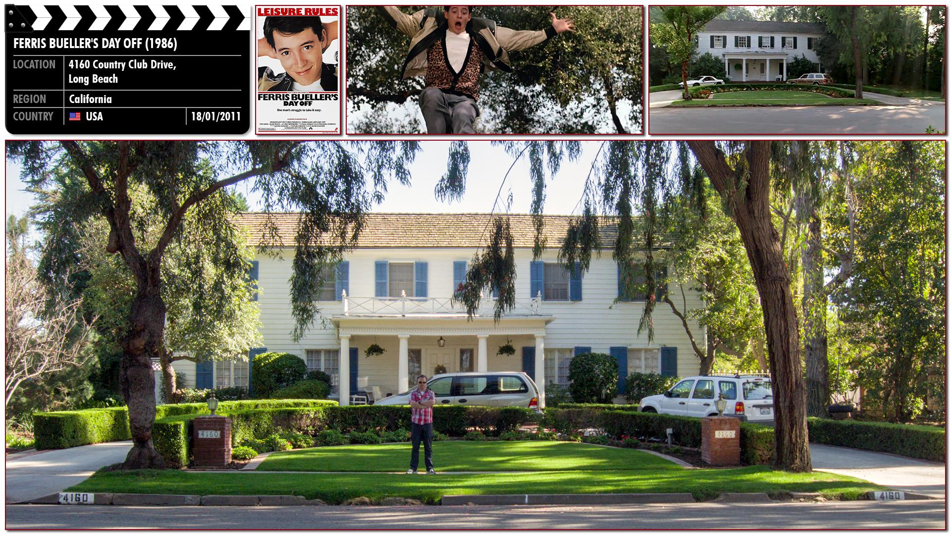 Filming location photo for Ferris Bueller's Day Off (1986) 1 of 1