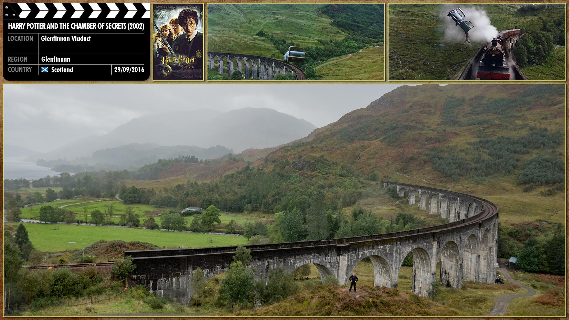 Filming location photo for Harry Potter and the Chamber of Secrets (2002) 1 of 1