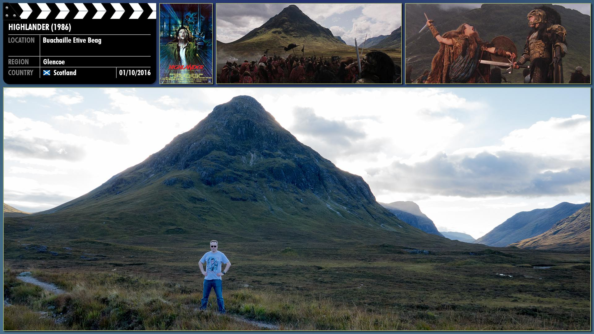Filming location photo for Highlander (1986) 7 of 8