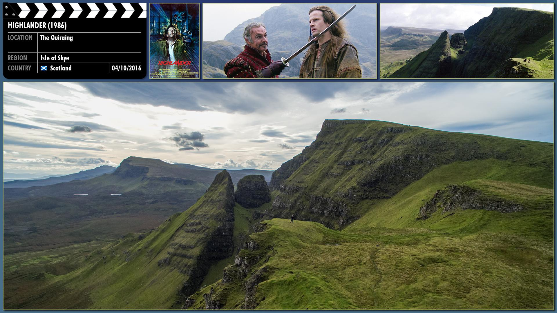 Filming location photo for Highlander (1986) 6 of 8