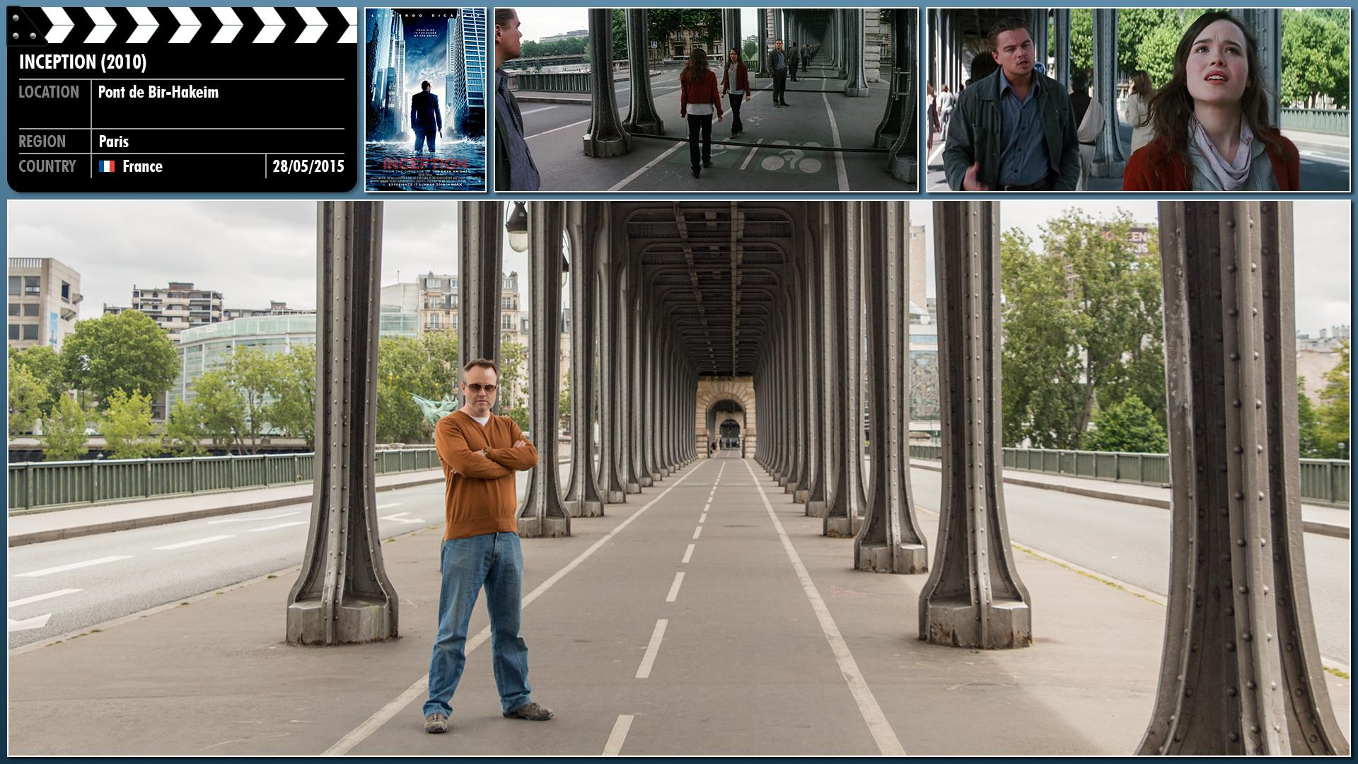 Filming location photo for Inception (2010) 1 of 1