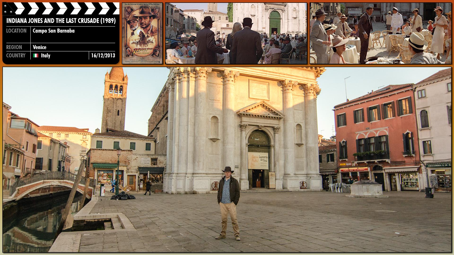 Filming location photo for Indiana Jones and the Last Crusade (1989) 8 of 9