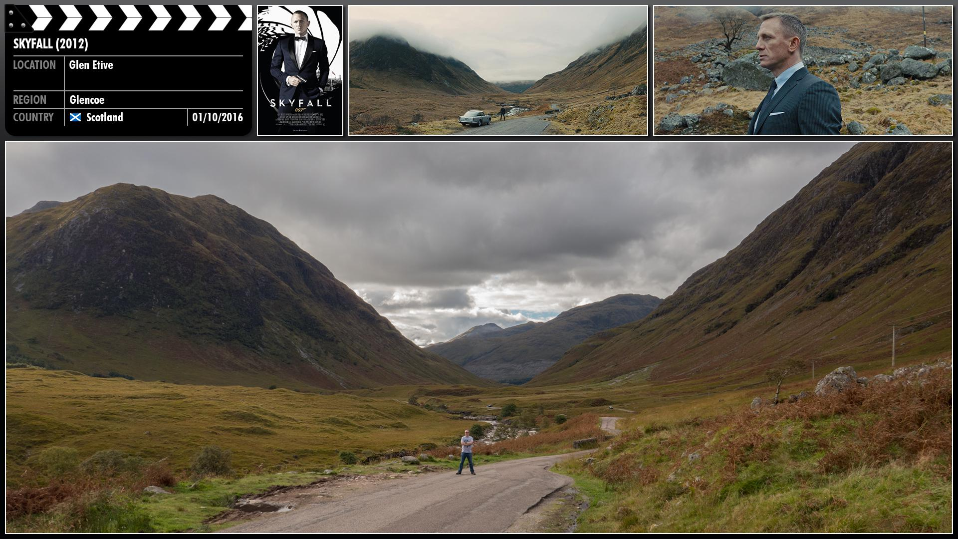 Filming location photo for Skyfall (2012) 1 of 3