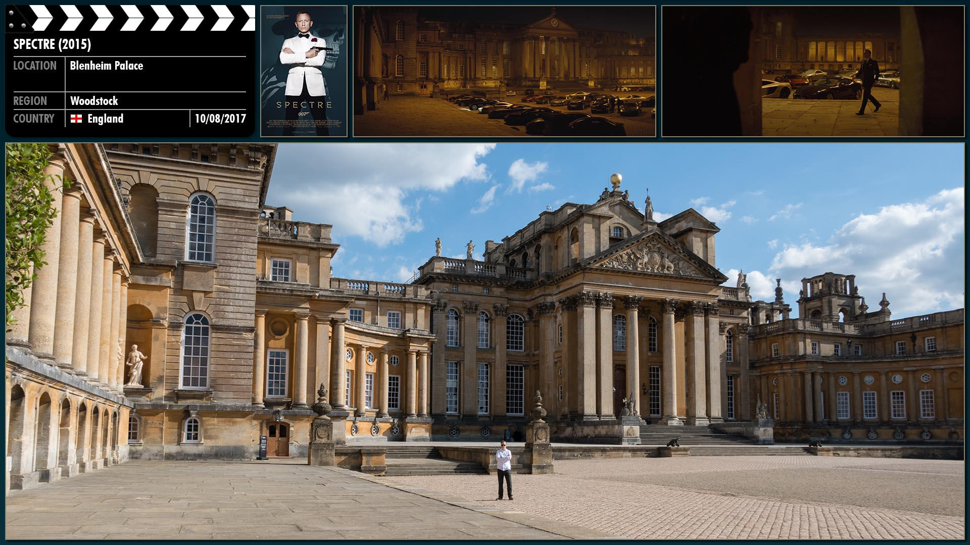 Filming location photo for Spectre (2015) 1 of 4