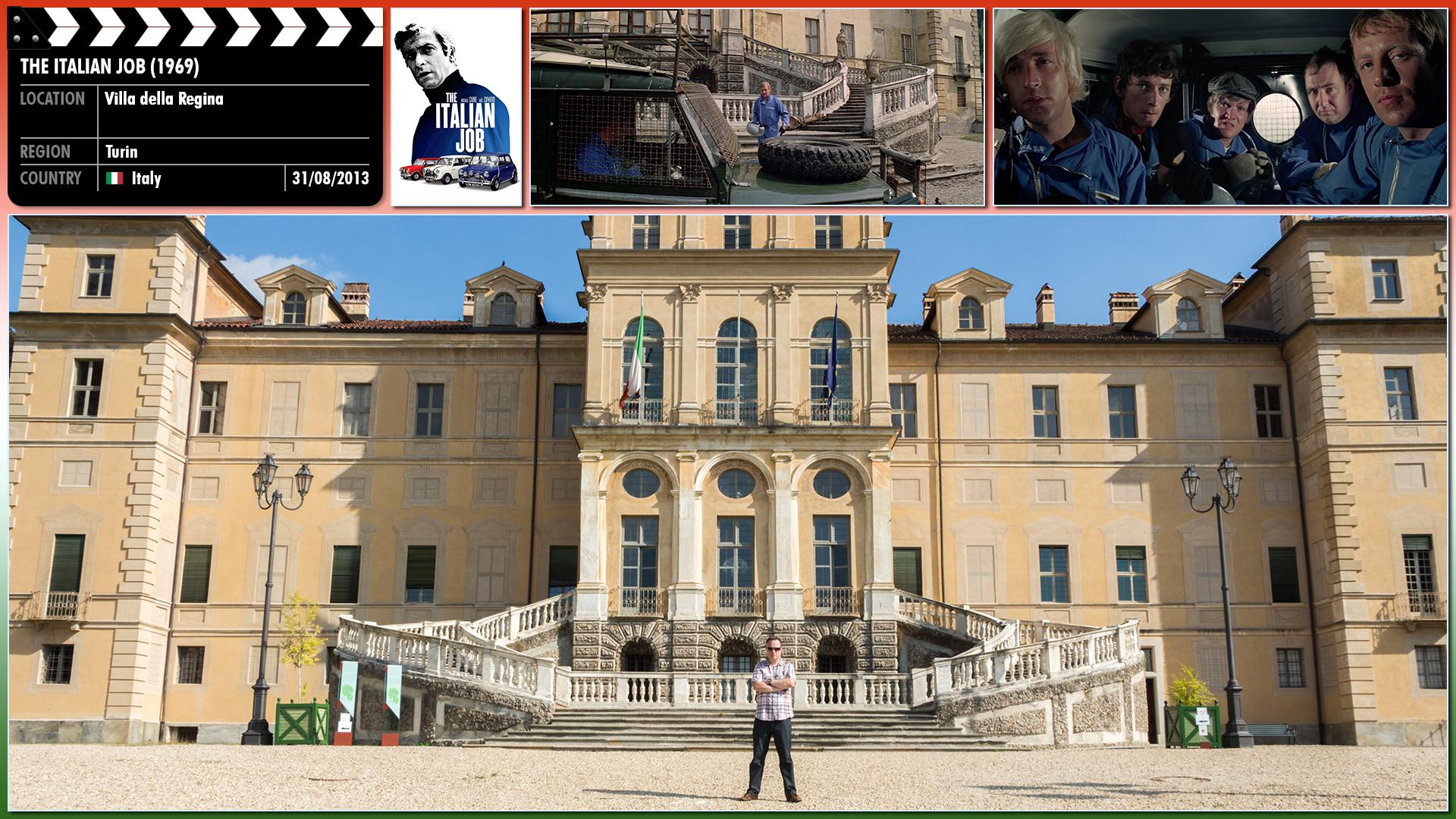 Filming location photo for The Italian Job (1969) 5 of 26