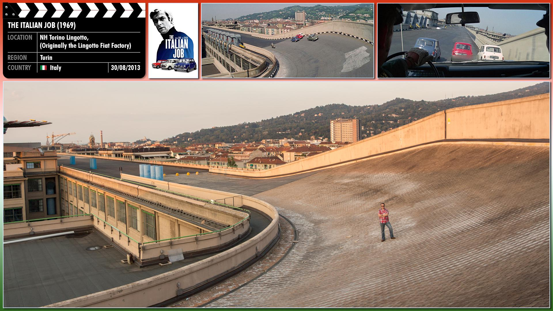 Filming location photo for The Italian Job (1969) 16 of 26