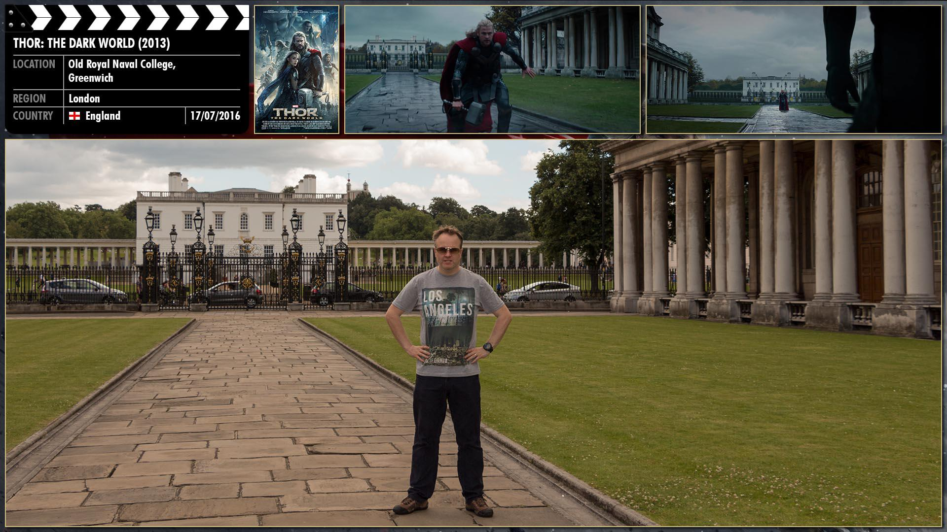 Filming location photo for Thor: The Dark World (2013) 2 of 2