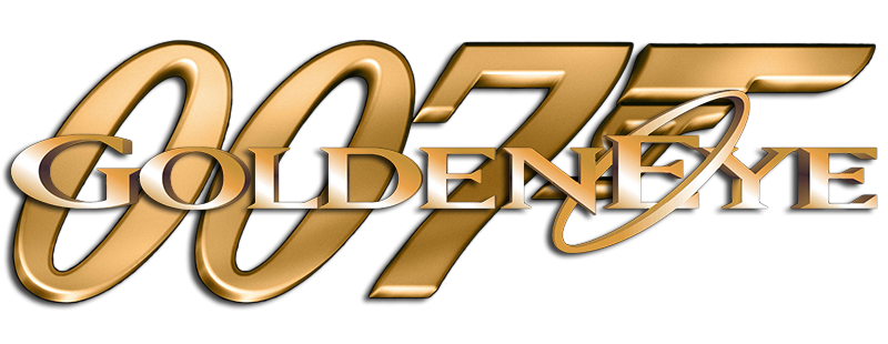 Logo for GoldenEye (1995)