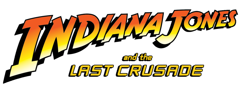 Logo for Indiana Jones and the Last Crusade (1989)