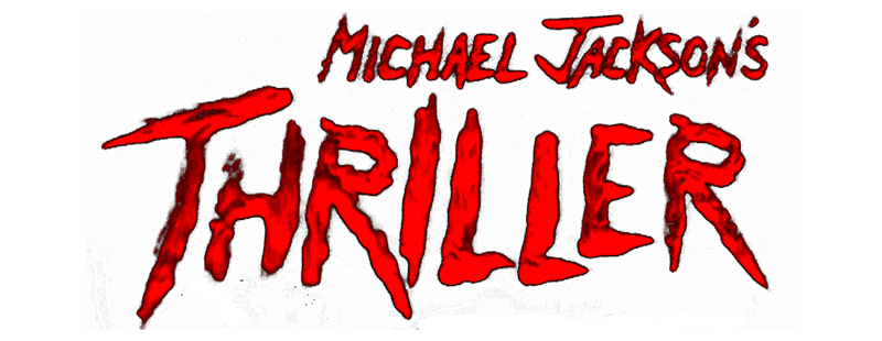 Logo for Michael Jackson's Thriller (1983)