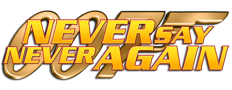 Logo for Never Say Never Again (1983)