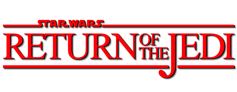 Logo for Return of the Jedi (1983)