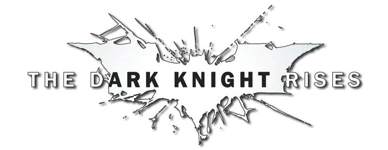 Logo for The Dark Knight Rises (2012)