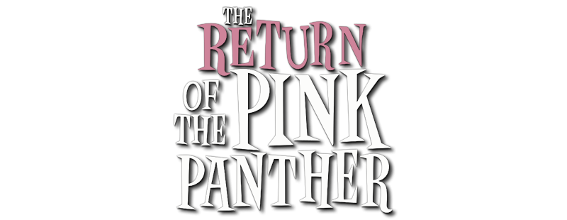 Logo for The Return of the Pink Panther (1975)