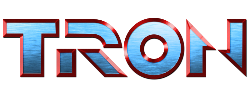 Logo for Tron (1982)